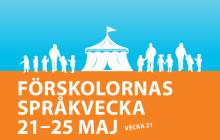 130 språk på Malmös förskolor firas med språkfestival i Folkets park
