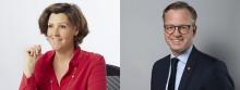 Mikael Damberg och Lottie Knutson inleder Business Arena Göteborg