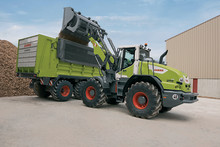 CLAAS presents the new TORION