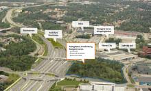 Sveriges modernaste resort ska skapas i Kungens kurva