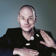 Nyt Andreas Bo comedyshow på Kulturværftet