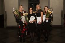 Josefine Jonsson Tepavac vinner Business Law Challenge 2018 – utsedd till Sveriges bästa student i affärsjuridik