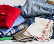 Marknaden för insamlad textil den sämsta på 20 år