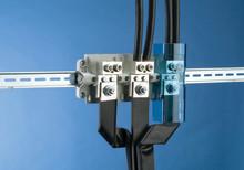 Övergångsblock mellan kabel och Flexibar