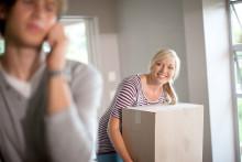 Unge boligkjøpere slurver med forberedelsene