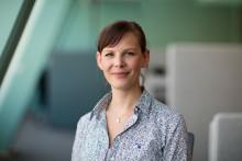 Olivia Eldh på Forsen nominerad till Årets Unga Fastighetskvinna