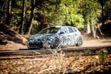 Volkswagen visar upp Polo GTI R5 – tävlingsdebut i spanska VM-rallyt