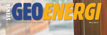 Energy Machines uttalar sig i tidningen Svensk Geoenergi
