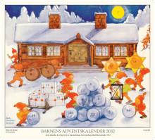 Scouternas adventskalender 2012
