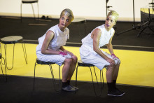 Internationellt gästspel: Dans som utmanar och rör om