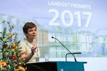 Marit Hermansen gjenvalgt som Legeforeningens president
