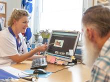 Att åldras med sjukdom – tema vid träff