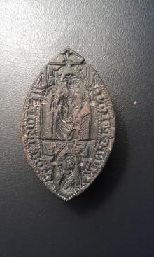 Jysk middelalderprovst tabte sin signatur i sjællandsk landsby