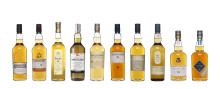 Årets mest exklusiva whiskysamling