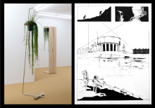 Vart tog de kvinnliga formgivarna vägen? Ny installation av Venedig-aktuella Leonor Antunes