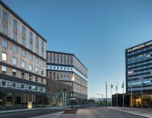 Lufthansa Cargo to establish Swedish headquarters in Office One at Stockholm Arlanda