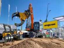 Suksess under Conexpo – Engcon fortsetter å erobre Nord-Amerika