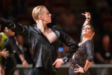 VM i Latinamerikansk dans i Kinesiska Chengdu