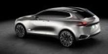 Peugeot afslører ny spændende konceptbil på Shanghai Motor Show: SXC