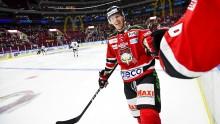 Lars Bryggman klar för fortsättning i Redhawks