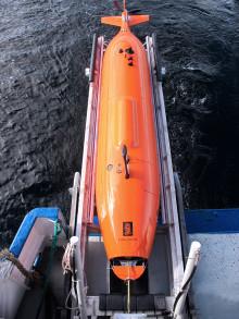 Kongsberg Maritime: SeaTrepid International LLC Orders Six Hugin AUV Systems