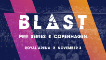 Groundbreaking TV Deal - BLAST Pro Series returns to Copenhagen!