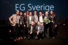 EG Sverige Årets Microsoftpartner innen forretningssystem
