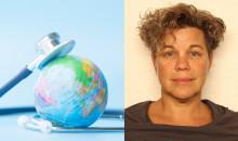 Hon är Sjukhusläkarnas klimatstipendiat
