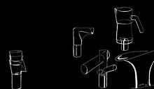 Mere frihed i industriel design:  Axor præsenterer ny Axor WaterDream med  ECAL/University of Art and Design Lausanne