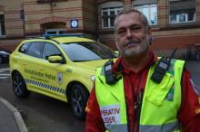 Over 150 000 ambulanse-turer i året: - Bilen er vårt  viktigste verktøy