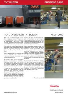 Kundcase I_Site - Toyota stärker TNT Duiven