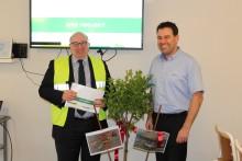 Biomasseprosjekt til 110 millioner kroner gjør dansk Leca-fabrikk mer konkurransedyktig og bærekraftig