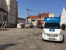 Beratungsmobil der Unabhängigen Patientenberatung kommt am 23. Januar nach Regensburg.