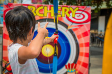 CLARKE QUAY SUNDAY PLAYDATES 2018:  BEST CHILDREN-FRIENDLY RESTAURANTS BY THE RIVER, GAMES & MORE
