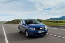 Danmarks i særklasse billigste varevogn hedder Dacia Sandero
