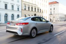 Optima plug-in-hybrid  – det næste skridt i KIAs revolution med grønne biler