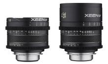 Samyang bringt Cine-Objektive XEEN CF 16 mm und 35 mm auf den Markt