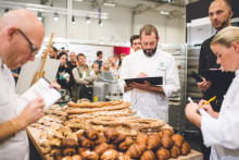 Pohjoismaiden parhaat leipuri- ja kondiittorijoukkueet kilpailevat Tukholmassa