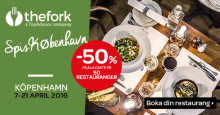 Nu kommer TheFork - Europas största onlinetjänst för restaurangbokningar – till Danmark!