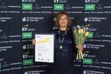 Social företagare vann Årets Kvinnliga Stjärnskott