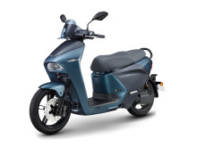 Yamaha Motor Launches EC-05 Electric Scooter in Taiwan - First Vehicle under Strategy Aiming to Reduce CO₂ Emissions by 50% -