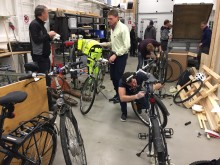 CPAC Systems - West Sweden's most bicycle friendly workplace