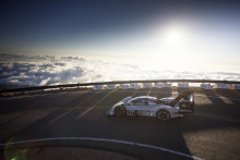 Volkswagen sætter ny rekord ved Pikes Peak International Hill Climb