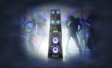 Столп мощи - аудиосистема MHC-V90DW