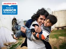 Sevan ger julgåva till FN´s flyktingorgan UNHCR