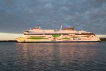 Tallinks neue LNG-Fähre Megastar ist bereit, am Sonntag die Segel zu setzen