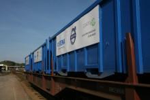 Volvo Personvagnar investerar i Olofström - Nytt återvinningssystem och ny presslinje invigda