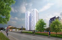 ByggArvid får uppdraget att bygga 112 nya hyreslägenheter för AB Bostäder i Borås räkning.
