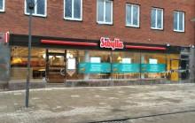 Sibyllakedjan etablerar nytt i Västerås city