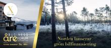 Nordea lanserar grön bilfinansiering